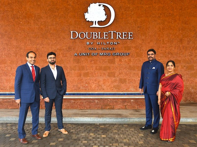 Launch of DoubleTree by Hilton Goa-Panaji