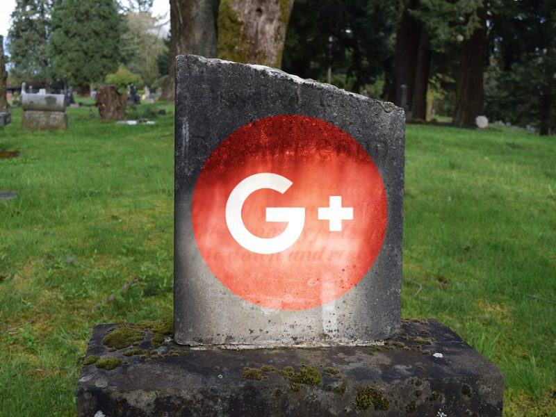 Google plus to shut down